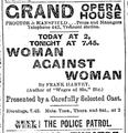 1892 GrandOperaHouse BostonGlobe January7.png
