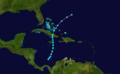 1899 Atlantic tropical storm 10 track.png
