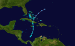 1899 Atlantic tropical storm 10 track.png