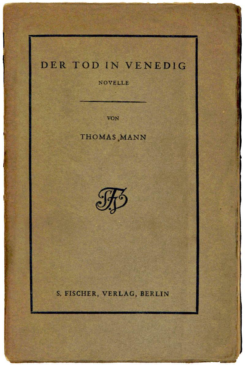 1913 Der Tod in Venedig Broschur.jpg