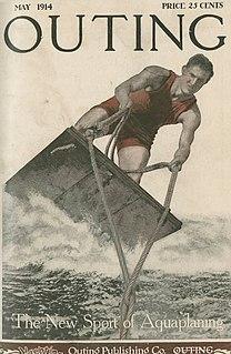 Aquaplaning (sport)