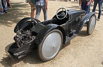 AV (cyclecar) - 1919 AV Monocar