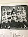 1919 Michigan Normal College Basketball Team.jpg