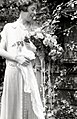 1926. Fanita and Elgy's bridal bouquet. (26199464039).jpg