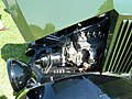 1926 Renault engine, Cophill Farm vintage rally 2012.jpg