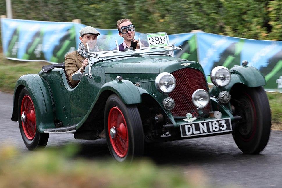 1937 Aston Martin Kop Hill Climb 2010 5029332450