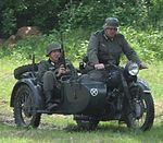 1939 battle reenactment during the VII Aircraft Picnic in Kraków (153) (cropped).jpg