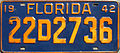 1942 Florida license plate.JPG