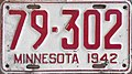 1942 Minnesota license plate.jpg