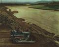 1952-08 建造中的永定河官厅水库3.png