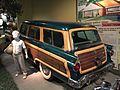 1955 Ford Country Squire at Smithsonian National Museum of American History 2of2.jpg