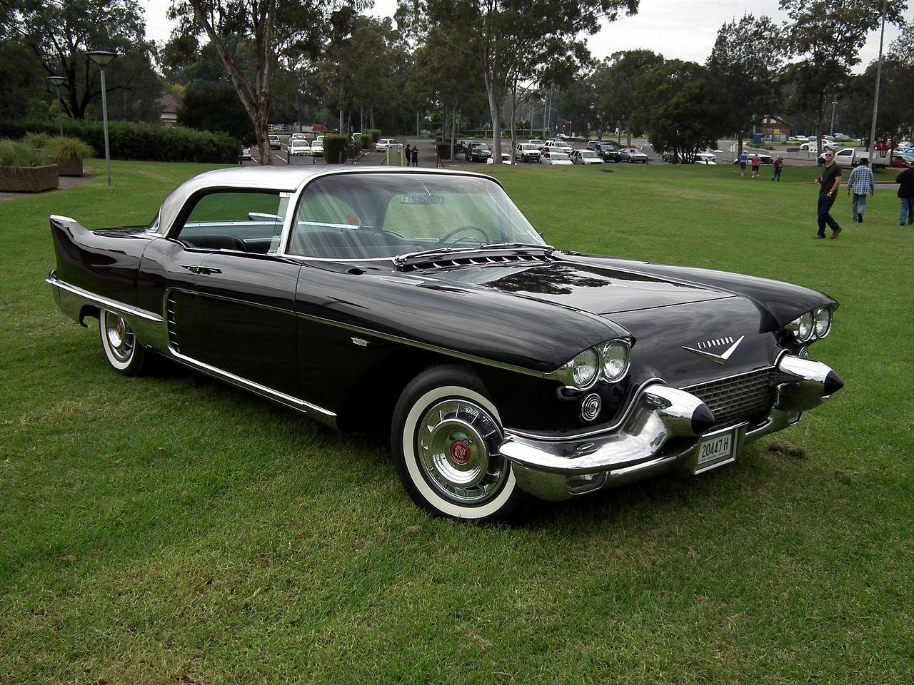 Cadillac Eldorado Wikipedia 1961 El Dorado Brougham 1957