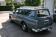 Volvo Amazon Wikipedia