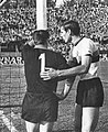 1966–67 Serie A - AC Mantova v Inter Milan - Facchetti consoles Sarti.jpg