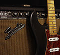 1966 Vibrolux Reverb and 1979 Fender Stratocaster (2010-03-17 02.12.49 by John Tuggle).jpg