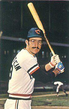 1973 Cleveland Indians Postcards John Lowenstein.jpg