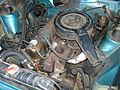 1975 AMC Hornet 232 I6 engine 2.JPG