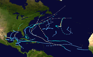 1975 Atlantic hurricane season hurricane season in the Atlantic Ocean