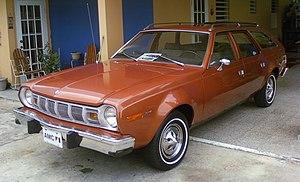 AMC Hornet - 1976 AMC Hornet Sportabout wagon