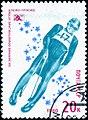 1980. XIII Зимние Олимпийские игры. Бобслей.jpg