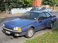 1987 Renault Fuego Turbo (9064417061).jpg