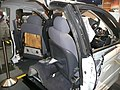 1997-1999 Holden VT Commodore Executive sedan (100 kilometres per hour wreckage) 08.jpg