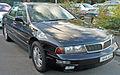 1999-2000 Mitsubishi KH Verada Xi sedan 01.jpg