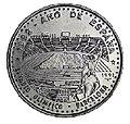 1 песо. Куба. 1991. Год Испании - Олимпийский стадион в Барселоне.jpg