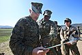 1st MLG commanding general visits Marines during 2014 Western Division matches 140305-M-SD123-067.jpg