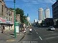 2007年 长春市北京大街(新京八島通 Yashima-dori, Hsinking) - panoramio.jpg