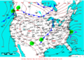 2007-05-08 Surface Weather Map NOAA.png
