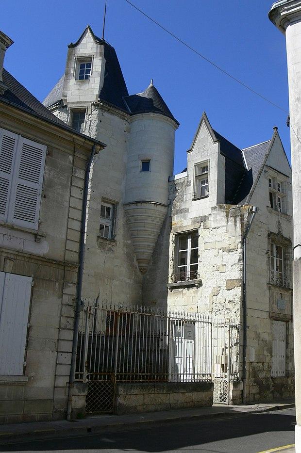Monument historique à Châtellerault