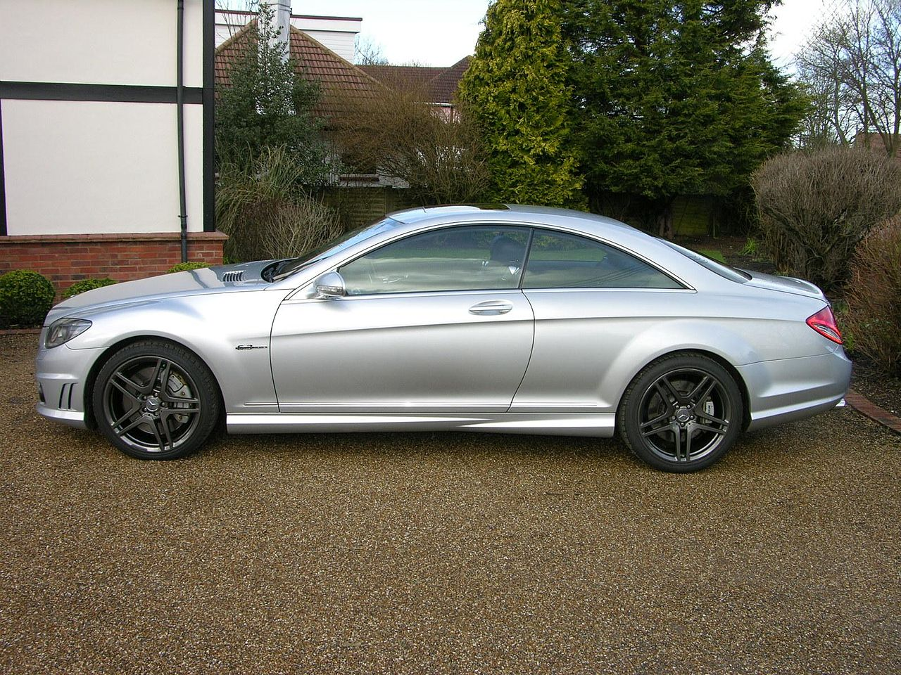 File:2007 Mercedes Benz CL63 AMG - Flickr - The Car Spy (9).jpg