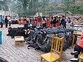 2008년 중앙119구조단 중국 쓰촨성 대지진 국제 출동(四川省 大地震, 사천성 대지진) DSC09999.JPG
