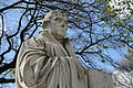2008-04-26 Statue Martin Luther Dorotheenstaedtischer Friedhof.jpeg