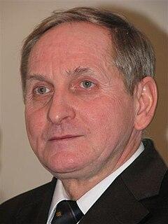 Janusz Krupski Polish activist