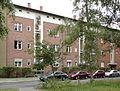 20080715 14995 DSC01927 Siedlung Schillerpark Oxforder Straße 14 bis 10.JPG