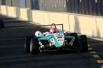 2008 Macau Grand Prix - Keisuke Kunimoto took the first win for a Japanese driver in Macau since Takuma Sato seven years previously.