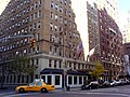 2009-11-28 24 5th Avenue (corner W 9th Street) and 30 5th Avenue street level.jpg