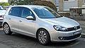 2009-2010 Volkswagen Golf (5K) 103TDI Comfortline 5-door hatchback (2010-05-19).jpg