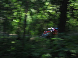 2009 Rally Finland shakedown 08.JPG