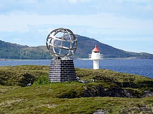 Arctic Circle - Image: 201006 norway polar circle