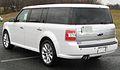 2010 Ford Flex Limited rear -- 11-25-2009.jpg
