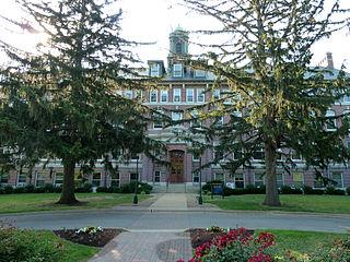 Mount Mercy University American Catholic liberal arts university