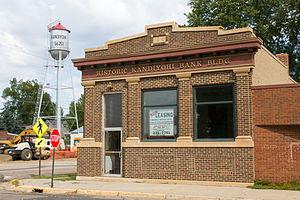 Kandiyohi, Minnesota - Image: 2012 0828 Kandiyohi
