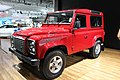 2012 Land Rover Defender 90 (L316 MY12) 3-door wagon (16084094476).jpg