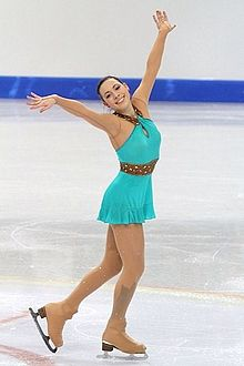 2012 World Junior FS Patricia Gleščič2.jpg