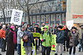 2013-03-09 D-Linie Stadtbahn Hannover, Demonstration Scheelhaase und D-Tunnel jetzt (05).JPG