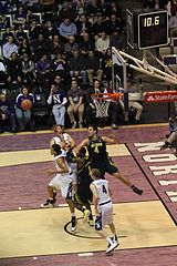 20130103 Mitch McGary shot clock-game clock (3).JPG