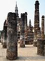 201312131243b HL ps Sukothai, Wat Mahathat.jpg